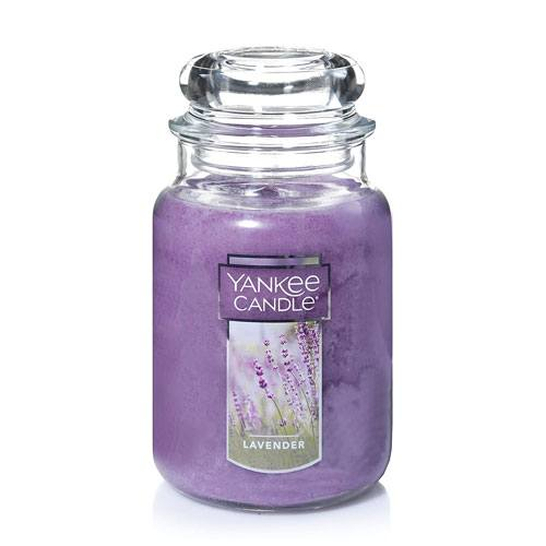 large scented yankee candle
