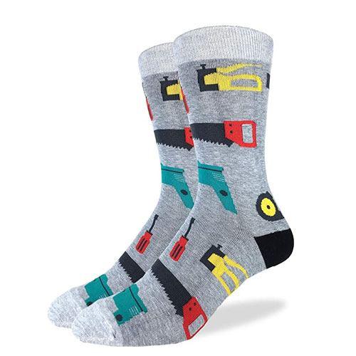mens tool socks