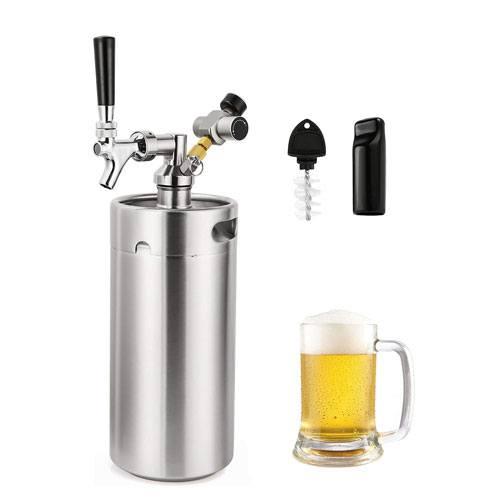 mini keg beer dispenser