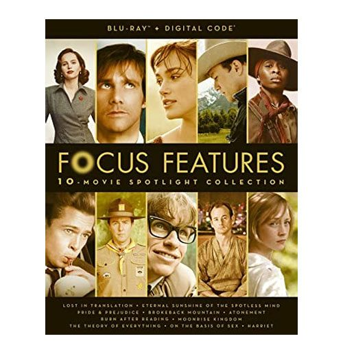 award winning movie blu-ray collection