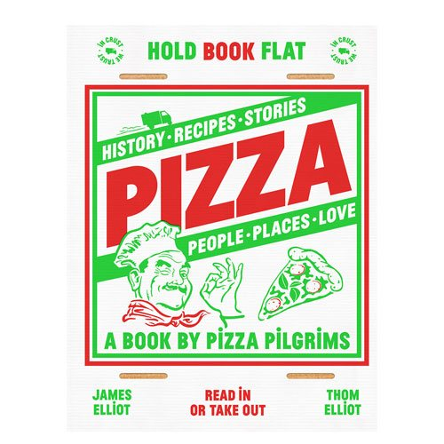 pizza history book