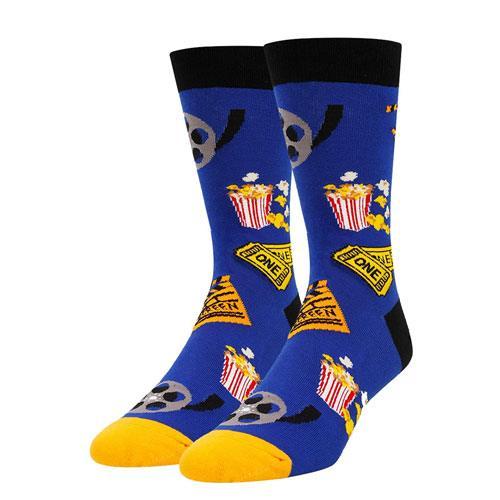 popcorn cinema socks