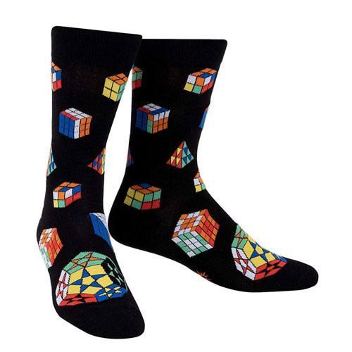 rubiks cubes socks