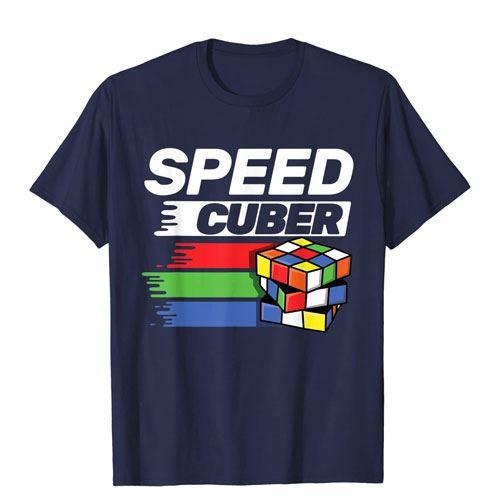 speed cuber t-shirt