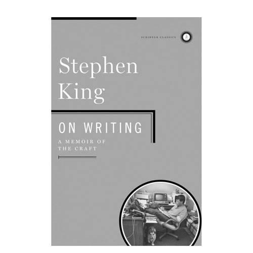 stephen king on writing book