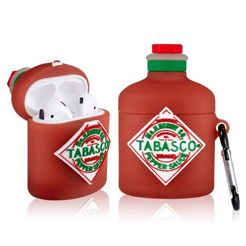 tabasco airpods cover