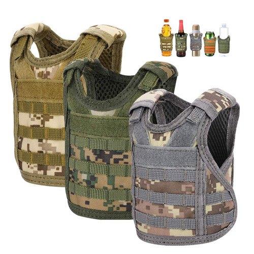 tactical mini beer vests