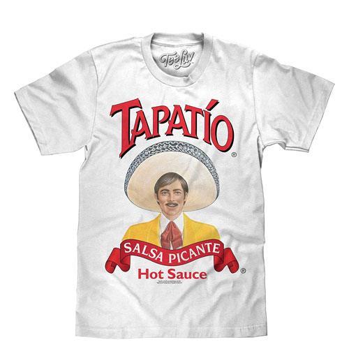 tapatio hot sauce t-shirt