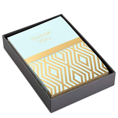 thank you cards gift set