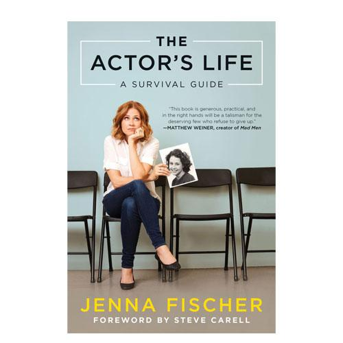 the actor's life book