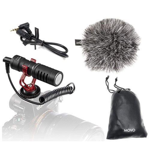 universal camera microphone