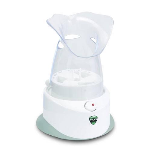 vicks personal steam inhaler device