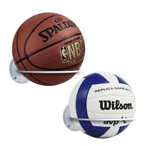 wall mounted ball holder