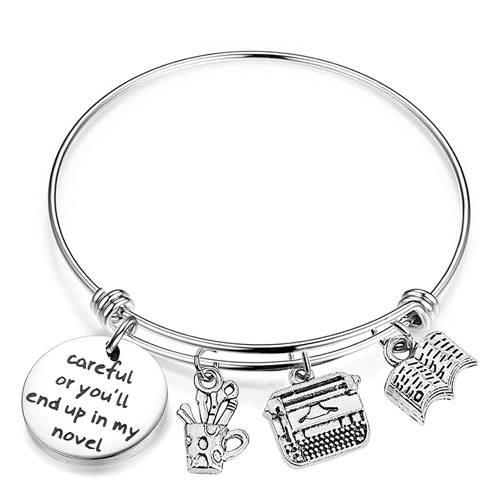 writer bracelet gift