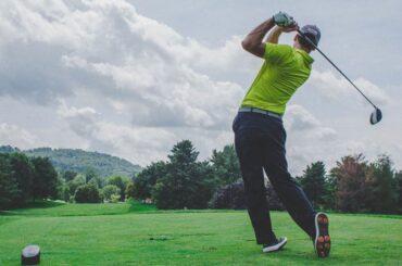 golf swing cover