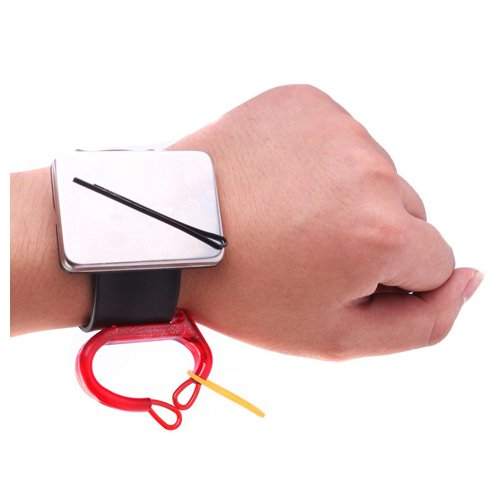 bobbie pins holder wrist bracelet