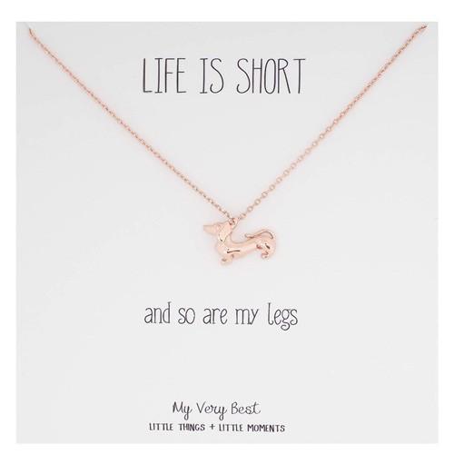 dachshund necklace gift idea