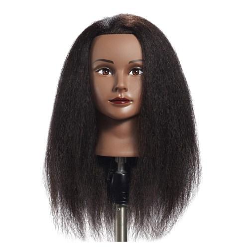 training hair mannequin