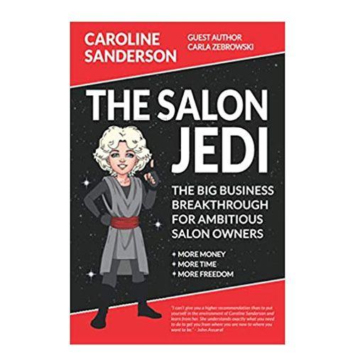 the salon jedi book